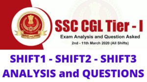 ssc cgl questions 2020