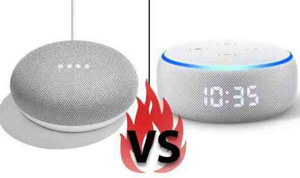 Google nest mini vs home mini