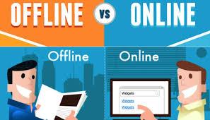 online vs offline NEET 2020 TEST SERIES