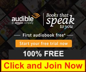 amazon audible free trial -audible coupon code