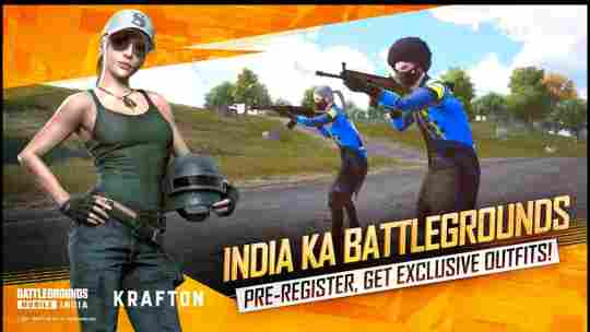 battlegrounds mobile india apk + obb full download
