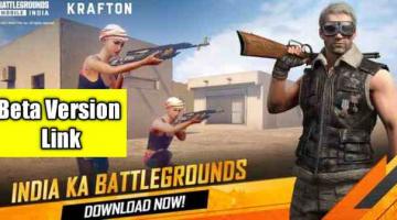 Battlegrounds Mobile India Beta version apk download