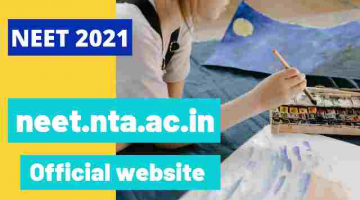 neet.nta.ac.in neet 2021 website